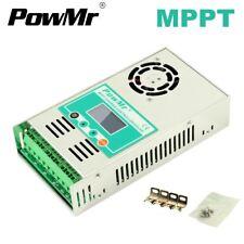 60A MPPT Solar Charge Controller For 12V 24V 36V 48V DC Battery Regulator 190v
