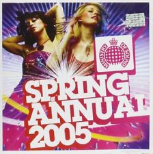 Various Artists - Ministry Of Sound Spring Annual 2005 2 CD Set Sealed ! New !
