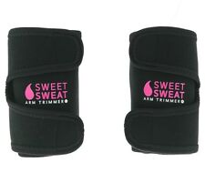 Sports Research, Sweet Sweat Arm Trimmers, Unisex-Regular, Pink, 1 Pair
