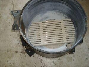 Waschtrommel  Gehäuse........ideal als Grill Feuertonne mit Feuerrost!