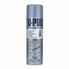 U-POL Power Can Spray Paint Primer 500ml - Grey