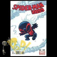 SPIDER-MAN 2099 #1 Skottie YOUNG Baby VARIANT Marvel Comics NM!