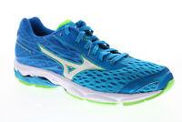 Mizuno Wave Catalyst 2 R731B012 Womens Blue Mesh Athletic Running Shoes 8