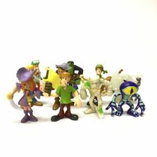 "Lot 11Pcs Scooby Doo Classic Crew Pirates Mates Monster Fireman 2.5"" Figure doll"