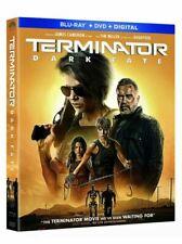 Terminator: Dark Fate (Blu-ray+Digital+DVD, 2020, 2 Discs)