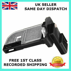 FOR FORD FOCUS C-MAX TDCI MASS AIR FLOW METER MAF 7M51-12B579-BB 4 PIN SENSOR
