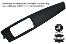 BLUE STITCH DASH DASHBOARD  TRIM LEATHER SKIN COVER FITS BMW Z4 E85 E86 03-09