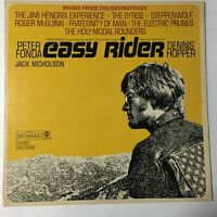 Easy Rider Music From The Soundtrack LP VG+ 1969 Dunhill DSX-50063 Hendrix