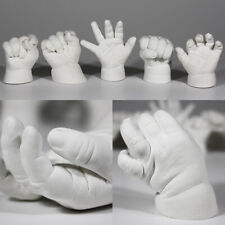 3d Babyhand Abformset, Gipsabdruck Set für 5 Baby Handabdrücke