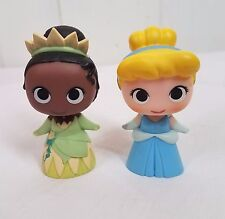 Funko Mystery Minis Disney Princesses - Cinderella Tiana figures