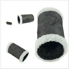 Animal Tunnel Exercise Soft Tube Pet Toy for Rabbit Ferret Hamster Guinea Pig