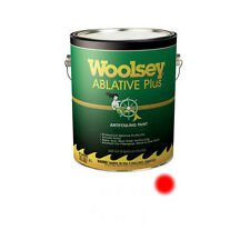 Woolsey Boat Marine RED Ablative PLUS Antifouling Bottom Paint GALLON  4703G
