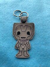 Doctor Who Cyberman Keyring