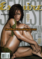 Esquire 11/11,Rihanna,Sexiest Woman Alive,November 2011,NEW