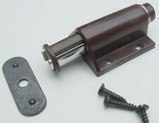 Touch Latch Single Barrel Spring Loaded SET OF 2