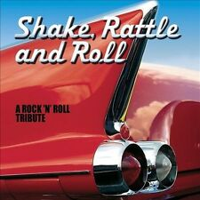 VARIOUS ARTISTS - SHAKE RATTLE AND ROLL: A ROCK 'N' ROLL TRIBUTE NEW DVD
