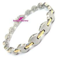 Quality Magnetic Health Bio Energy Bracelet Arthritis Wristband Armband