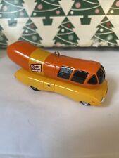 2000 Oscar Mayer Wiener-mobile Christmas Hallmark Keepsake Ornament New In Box