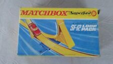 Matchbox Superfast Rennbahn SF-12 Loop-Pack