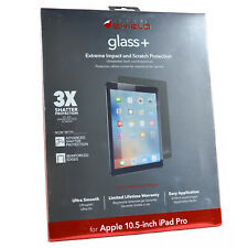 NEW Genuine ZAGG InvisibleShield Glass+ Screen Protector For iPad Pro 10.5 Inch