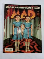 Mad Magazine December 2018 Special Haunted Humor Issue No Label