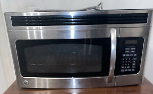 GE Over-the-Range Microwave Oven Model: JVM1540SP1SS