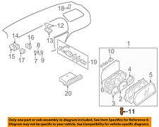 SUZUKI OEM 99-04 Grand Vitara-Vehicle Speed Sensor VSS 3491065D71