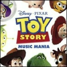 TOY STORY MUSIC MANIA  CD COLONNE SONORE