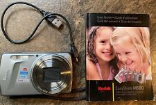 Kodak EasyShare M580 - 14.0 MP - Digital Compact Camera