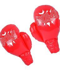Par De Guantes De Boxeo Inflable-Gigante Niños/Adultos Aire Boxer Sport Guante De Juguete
