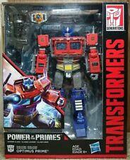 Hasbro Transformers POTP Power of the Primes Generations Leader Optimus Prime