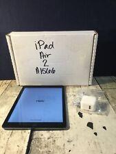 """Apple iPad Air 2 (A1566) 128GB - Space Gray """"Read"""""""
