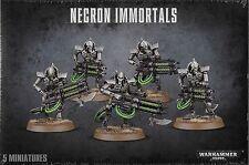 Games Workshop Necron Immortals/Deathmarks Warhammer 40K New!