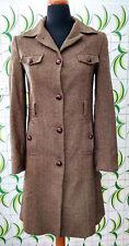 Excellent Women's Vintage Massimo Dutti Light Coat Sz M
