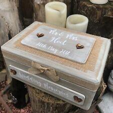 Wedding Keepsake Box For Sale Ebay