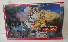 Vintage 1984 Golden Girl and the Gaurdians of The Gemstones Jigsaw Puzzle 2 of 2