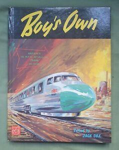 BOYS OWN ANNUAL, 1969.  Trains, Space
