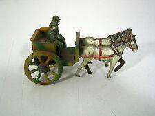 Antikes originales Lineol Blechspielzeug (bis 1945)