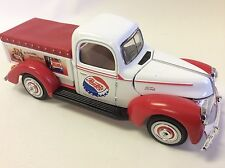 1940 Ford Pepsi Cola Pick Up delivery Truck Golden Wheel 68457
