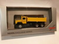 herpa Magirus Hauber--- KIPPER --- LEONHARD WEISS- 73037 Göppingen 929158