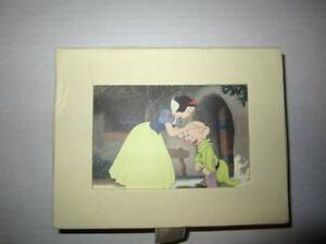 New Disney Store Snow White & Dopey Stationary Greeting Cards blank inside with