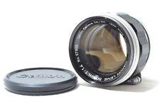 [Near Mint] Canon 50mm f/1.4 Rangefinder Lens Leica Screw Mount LTM L39 #0831