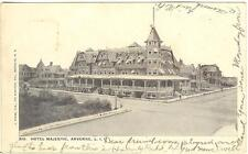 ARVERNE-BY-THE-SEA, NY Hotel Majestic pm1906