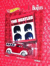 Hot Wheels The Beatles DAIRY DELIVERY DWH33-4B10 real riders A HARD DAY'S NIGHT