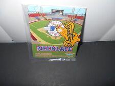 12 Los Angeles Dodgers Necklaces. Wholesale Lot    SP111
