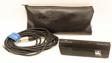 Coherent Sculptured Sound MIC-200A Cardioid Microphone with Case and Cable