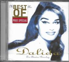 LES ANNEES BARCLAY (VERSIONS ORIGINALES) - DALIDA (CD)
