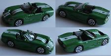 Bburago - Shelby Series One grün 1:43 Modellauto