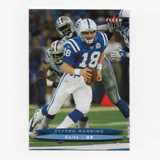 Peyton Manning Trading Card - Indianapolis Colts - NFL - Football - Fleer Ultra