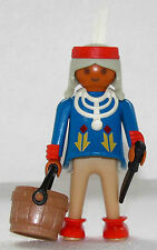 OLD SQUAW WITH MOCCASINS PLAYMOBIL to Indian Colorado Springs Far Ranch 754